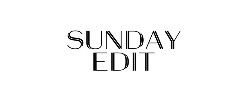 Sunday Edit Logo